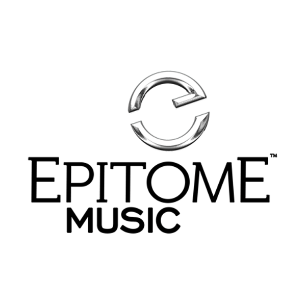 EPITOME MUSIC logo design