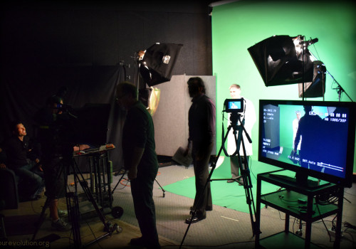 O2 Air Purifier: Video Shoot