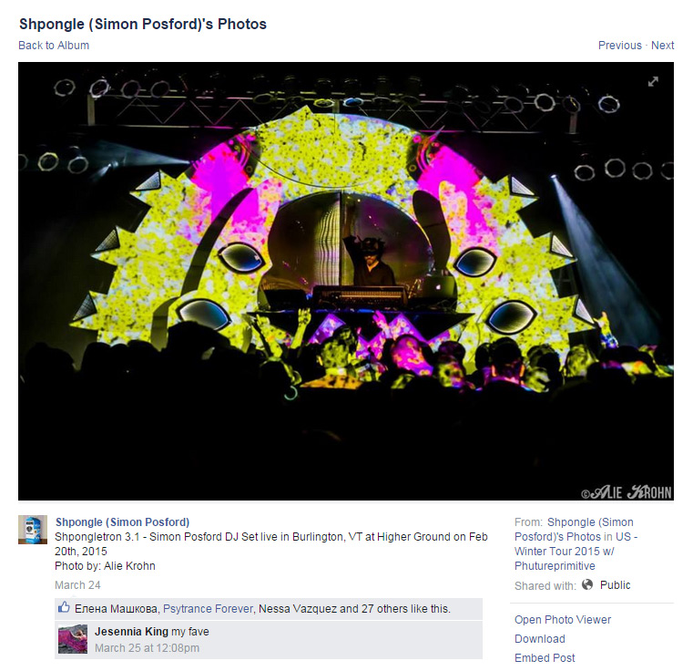 "Shpongle - hourevolution 3d video-mapped mograph for ""My Head Feels Like A Frisbee"""