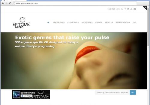 Epitomemusic.com